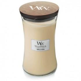 Vanilla Bean Duża Świeca WoodWick