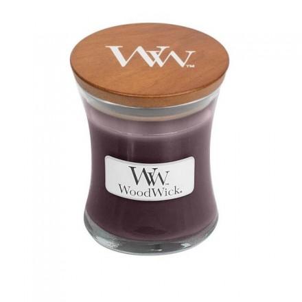 WW Mała Black Plum Cognac