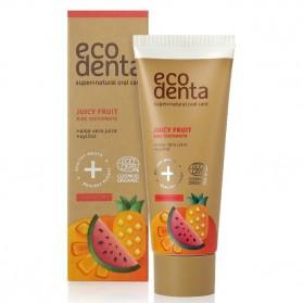 Pasta do zębów dla dzieci owocowa 75ml Ecodenta