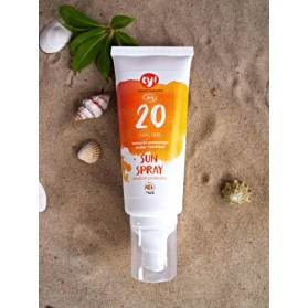 Spray na słońce SPF 20 Ey! by Eco Cosmetics 100ml
