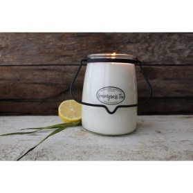 Lemongrass Tea duża świeca Milkhouse Candle
