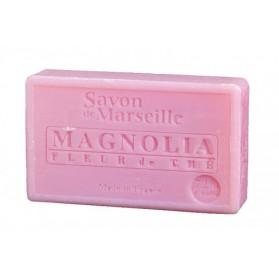 Mydło Marsylskie Magnolia-Kwiat Herbaty 100g