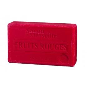 Mydło Marsylskie Czerwone Owoce 100g