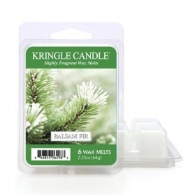 Balsam Fir wosk Kringle Candle