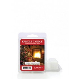 Cozy Christmas wosk Kringle Candle