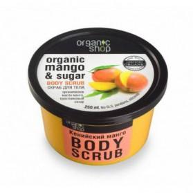 Cukrowy Peeling Kenijskie Mango 250ml