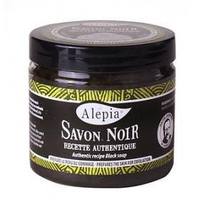 Savon Noir 200ml Alepia