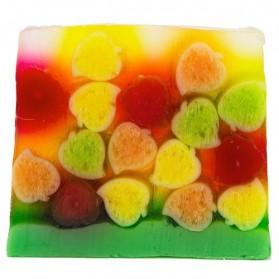 Mydło glicerynowe Liściaste