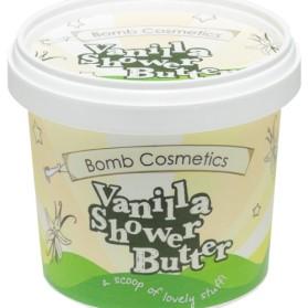 Myjące Masło pod Prysznic Vanilla