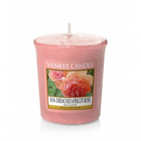 Sun-Drenched Apricot Rose sampler