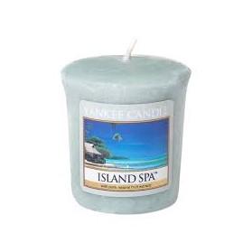 Island Spa sampler