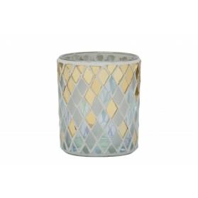 Świecznik na sampler Celebrate Mosaic