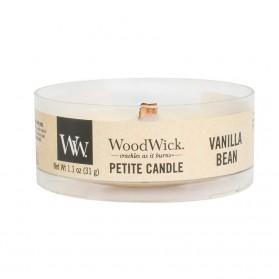 Vanilla Bean świeca petite WoodWick