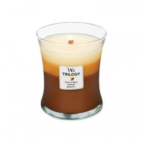 Cafe Sweets świeca średnia Trillogy WoodWick