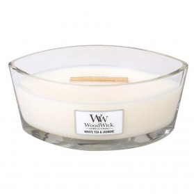 Hearthwick - White & Jasmine WoodWick
