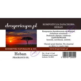 Olejek zapachowy Heban 12ml