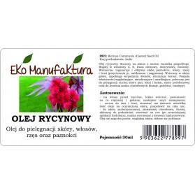 EM Olej Rycynowy 30ml