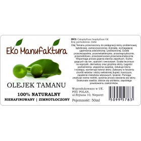 EM Olej Tamanu Nierafinowany 50ml