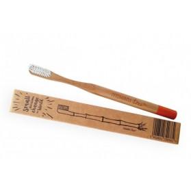 Szczoteczka bambusowa soft