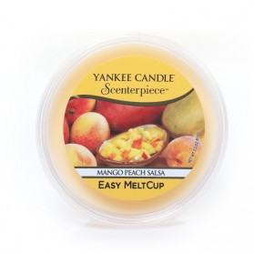 Mango Peach Salsa wosk scenterpiece