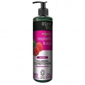 Raspberry & Acai balsam zwiększający objętość Organic Shop 280ml