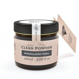 Clean Powder delikatny puder myjący Make Me Bio