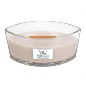 Vanilla & Sea Salt Heartwick WoodWick