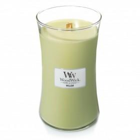 Willow świeca duża WoodWick