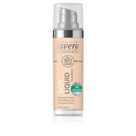 Podkład do makijażu Ivory Light 01 Lavera