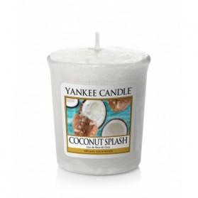 Coconut Splash tealight votive