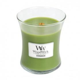 Evergreen świeca średnia WoodWick