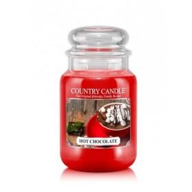 Hot Chocolate słoik duży Country Candle
