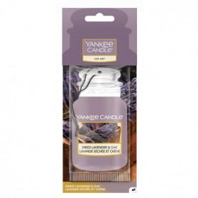 Dried Lavender & Oak Car jar