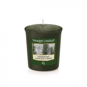 Evergreen Mist sampler/votive