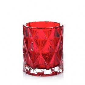 Świecznik na votive Ruby Fractal