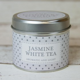 Pastels  Jasmine White Tea The Country Candle Superstars