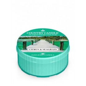 Citrus & Seagrass Daylight Country Candle