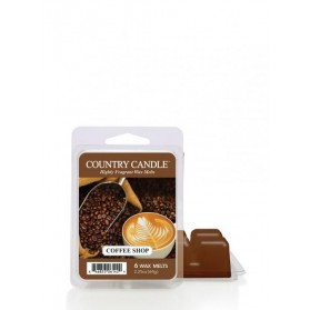 Coffee Shop wosk Country Candle 64g