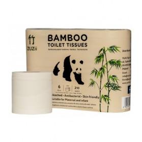 Bambusowy papier toaletowy Zuzii