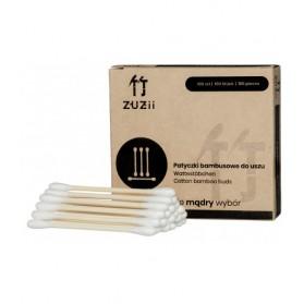 Bambusowe patyczki kosmetyczne zwykłe Zuzii