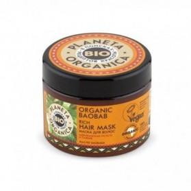 Maska do włosów Baobab 300ml Planeta Organica
