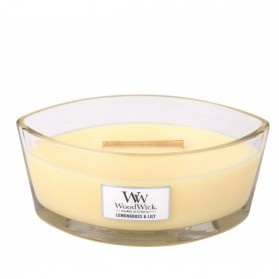 Lemongrass & Lily Hearthwick WoodWick