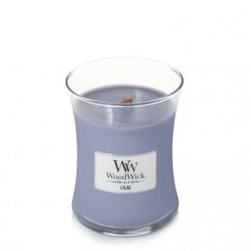 Lilac świeca średnia WoodWick