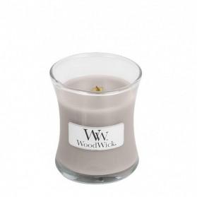 Warm Wool świeca mała WoodWick