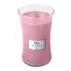 Rose świeca duża WoodWick