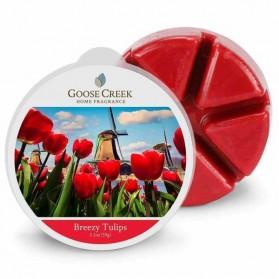 Breezy Tulips wosk Goose Creek