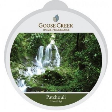 Patchouli wosk Goose Creek