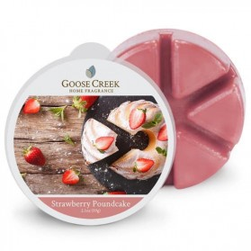 Strawberry Pound Cake wosk Goose Creek
