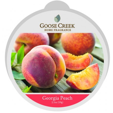 Georgia Peach wosk Goose Creek