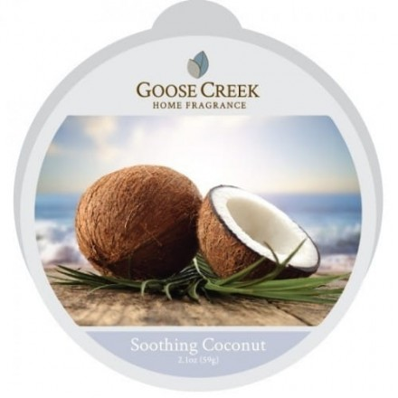 Soothing Coconut wosk Goose Creek